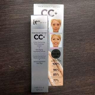 IT Comestics Your Skin But Better CC+