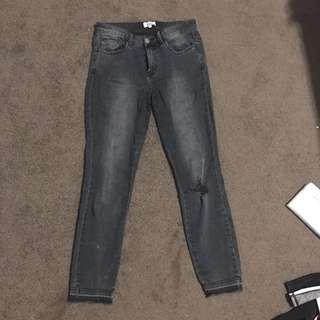 Seed Blue Denim Jeans Size 8