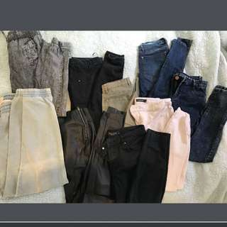 Jeans Sizes 6-12