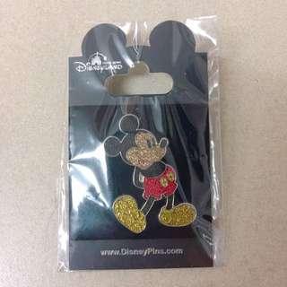 Disneyland Mickey Badge