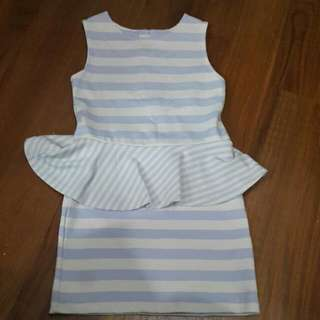 used hnm dress 4 -6yrs