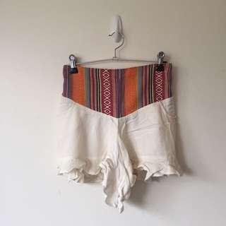 Festival Shorts, Size 8