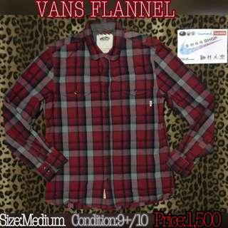 Vans Flannel