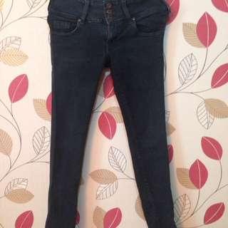 highwaist jeans paris hilton