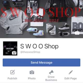 NIKE ITEMS FOR SALE AT SWOOSHOP
