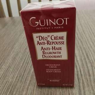 Guinot Deodorant Anti Hair Regrowth
