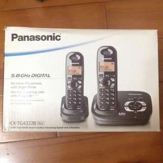 Panasonic 無線電話