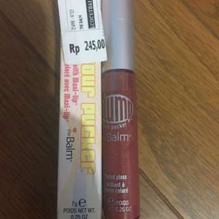 New The Balm Tinted Gloss In Shade Cherry My Cola