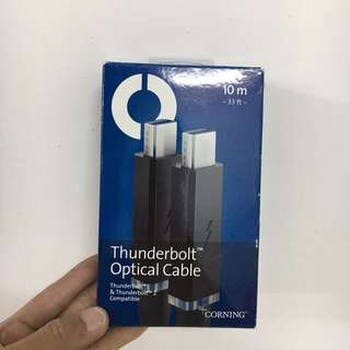 10m Thunderbolt Optical Cable by Corning