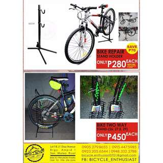 PART2 ASSORTED Bicycle Stand/ Bike Stand