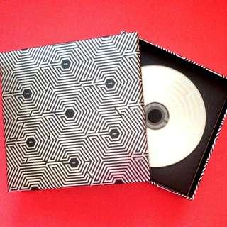 EXO Overdose Album -k.ver