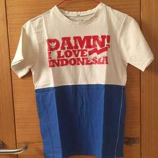 Damn! I Love Indonesia T-Shirt