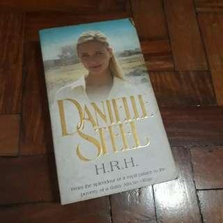 H.R.H by Danielle Steel