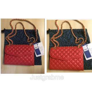 Rebecca Minkoff Mini Quilted Affair Studded Leather Bag