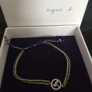agnes b. 手繩鍊
