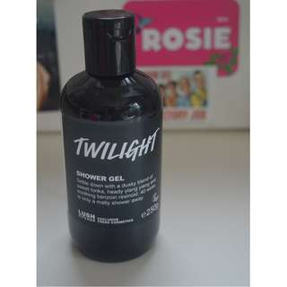 Lush Twilight Shower Gel 250g - Price Dropped!