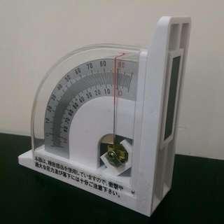 水平儀之-磁性角度規(Niigata Seiko Co. Ltd)
