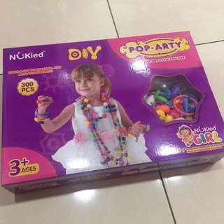 串珠玩具 小女孩的最愛