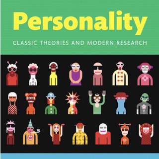 Personality: Classic Theories and Modern Research, Books a la Carte Edition (6th Edition)