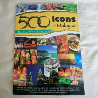 500 Icons of Malaysia
