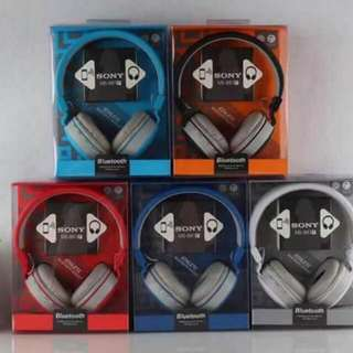 Pre Order Sony and jbl headset (pwede bluetooth.sd. fm)
