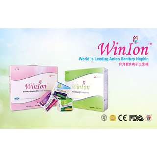 Authentic WinIon Feminine Care