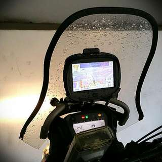Motorcycle GPS With Free Maps