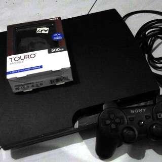 PS 3 SLIM 120 GB