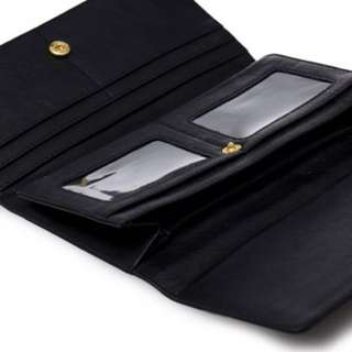 Gania Black Wallet Adorableprojects