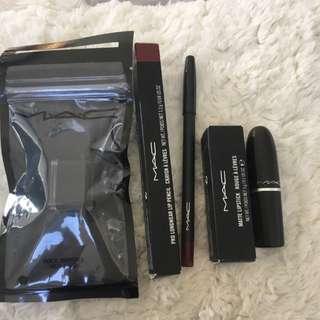 Mac diva lip bundle
