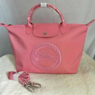 👜Longchamp: Shallow Pink (OEM)