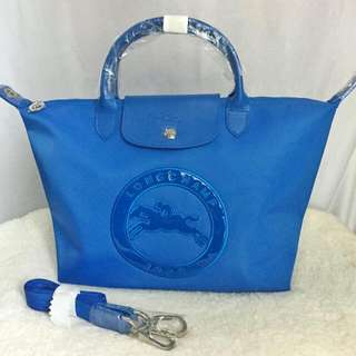 👜Longchamp: Electric Blue (OEM)