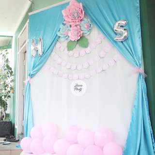 Party Planner Photobooth Based On Req