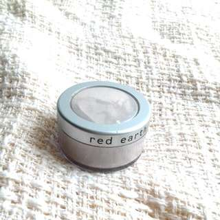 Red Earth Shimmerig Loose Powder