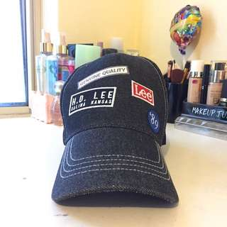 Lee Denim Cap