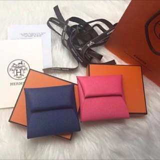 NEW Authentic Hermes Bastia Coin Purse