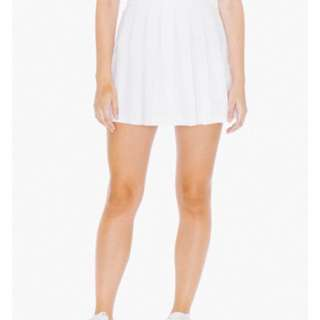 WANTING TO SWAP White American Apparel Skirt