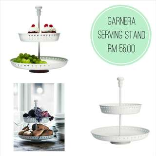 IKEA - GARNERA Serving Stand