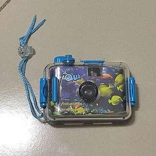 防水底片相機