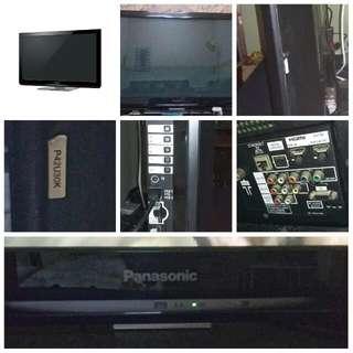 """PANASONIC TV's PLASMA 42"""""""