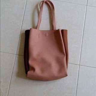 Reduced price! New Tote Bag With Long Sling Strap