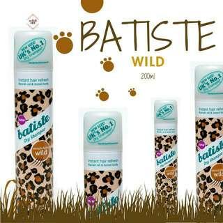 Batiste Dry Shampoo - Wild