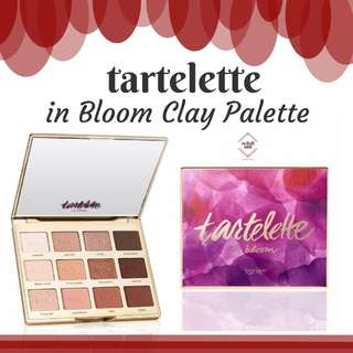 Tartelette - Blush Clay Palette