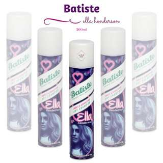 Batiste Dry Shampoo - Sweet & Seduction by Elle Henderson