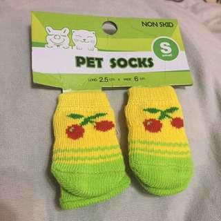 Non-skid Pet Socks