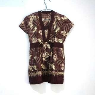Batik Kimono Style