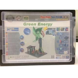 Fischertechnik Green Energy [USED]