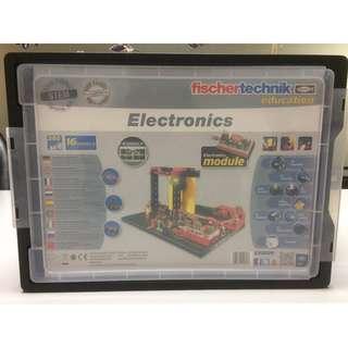 Fischertechnik Electronics [USED]