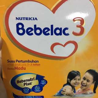 Nutricia Bebelac 3 (400g)