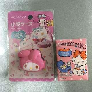 My Melody 隨物小盒 藥盒